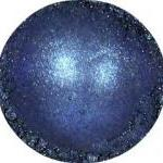 Blue Eye Shadow, semi matte, dark s..