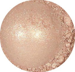 Mineral Eye shadow Pink - Ballet slipper color, cosmetics pigment, neutral shimmer eyeshadow, CIJ sale