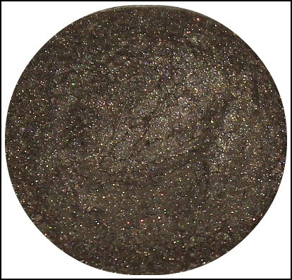 Mineral Eyeshadow Brown- Chocolate-tier, Brown with gold shimmers, all natural makeup cosmetics, neutral eye colors, CIJ sale